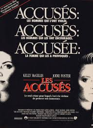 the accused dir jonathan kaplan discreet charms  les accuses french poster click for a larger image