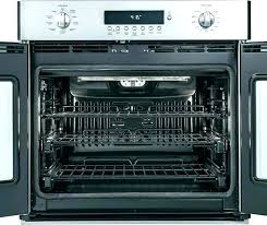 french door wall oven monogram ovens feature double ge reviews
