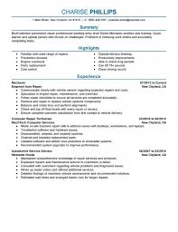 Industrial Maintenance Resume Examples Resume Template Free Electronic Technician Samples Medical Lab 22