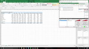 Pivot Chart Excel 2016 How To Create A Pivot Table Using Microsoft Excel 2016