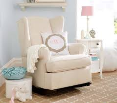 popular toddler upholstered rocking chair
