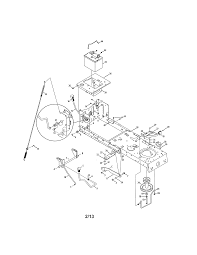 Reel mower parts diagram luxury craftsman tractor parts model