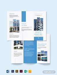Design Brochure Template 281 Free Brochure Templates Pdf Word Psd Indesign