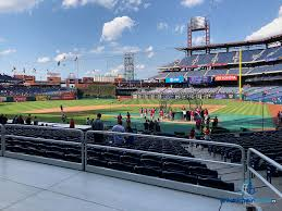 Phillies Seating Chart Diamond Club Accessible Gameday Philadelphia Phillies Baseball