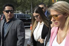 Wife of drug kingpin 'El Chapo' arrested in Virginia on U.S. drug charges -  Los Angeles Times