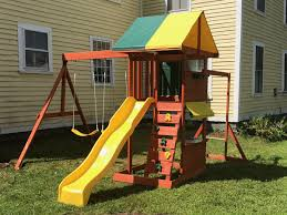 august 2017 swing set installation ma ct ri nh me