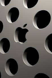 apple phone logo. 3d apple logo iphone wallpaper phone