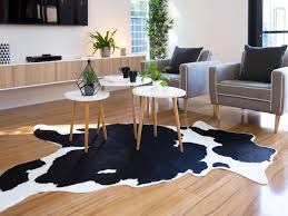 mocka faux cowhide rug living room decor fresh cowhide rug in bedroom