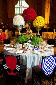 Triple Crown Table at the Lenox Hill Spring Gala 2011