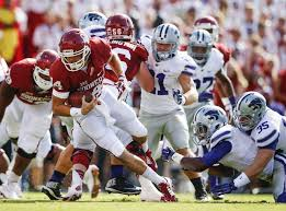 Report Oklahoma Quarterback Cody Thomas To Focus On