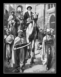 Hasil gambar untuk gambar antikris muhammad