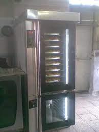 9 Tepsili Pastamatik Fırın Elektrikli 380v Mayalandırmalı Endüstriyel  Mutfak Aletleri