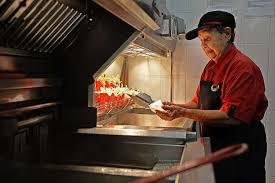 Mcdonalds Cook Job Description At 88 Shes Mcdonalds Oldest Employee Singapore News