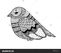 Brilliant Ideas Of Adult Coloring Pages Of Birds Also Realistic Bird