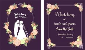 wedding invite template download wedding card design template free vector download 22 951 free