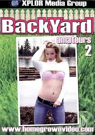 Backyard amateurs 2 homegrown