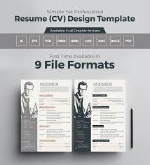 Resume Template Ai Cv Templates Ai New Ideas Formidable Graphic Designer Resume 25