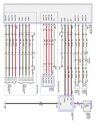 2003 ford expedition stereo wiring diagram fitfathers me 2003 f150 radio wiring harness at 2003 Ford F150 Wiring Diagram