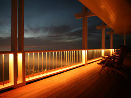 deck lighting options