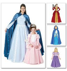 Mccalls Costume Patterns Impressive McCall's 48 Misses'Children'sGirls' Costumes