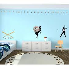 giant dinosaur wall decals custom baseball and custom name wall decals for  boys rooms custom baseball