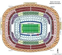 Washington Redskins Seating Mbamarketing Com Co