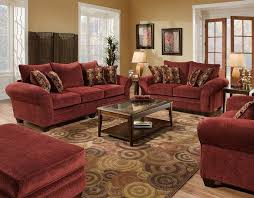 Colorful Living Room Furniture Sets Interior Custom Design