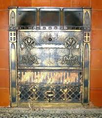 antique gas fireplace insert antique gas fireplace inserts here is another beautiful antique fireplace opening cover antique gas fireplace insert