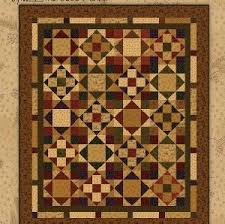 148 best Buggy Barn/ QUILTS images on Pinterest | Quilting ideas ... & Little Quilts Blog: Harvest Moon by Buggy Barn....Made this larger Adamdwight.com