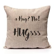 Pillow Quotes Mesmerizing A Hug No Hugsss Cosy Pillow Pinterest Pillow Quotes Hug And