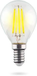 Светодиодная <b>лампа Voltega</b> Globe E14 9W Graphene <b>7136</b> ...