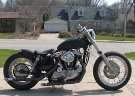 1976 sportster bobber project by larry