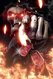 Dark fantasy art, Ghost rider wallpaper
