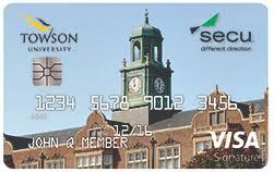 University Secu Md - Banking Loans Towson Alumni