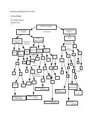 Microbiology Flow Chart Docx Gram Positive Gram Stain