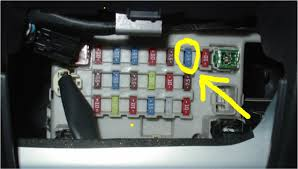 foglight fuse fuse relay location toyota rav4 forums fuse label