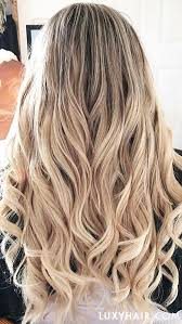 Seamless Blonde Balayage 20 180g In 2019 Luxy Hair Extensions