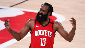 For all the latest houston rockets news and updates. James Harden Picture Draws Comparisons To Kendrick Perkins Rick Ross During First Preseason Game With Rockets Sporting News Canada