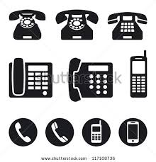 Phone Icon Vector Free 39595 Free Icons Library