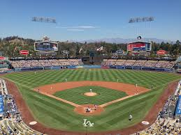 Dodger Stadium Los Angeles Dodgers Ballpark Ballparks Of