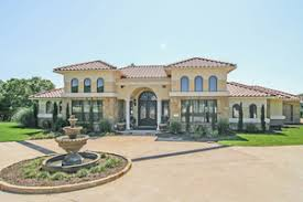 Tuscan House Plans   Houseplans comMediterranean Exterior   Front Elevation Plan       Houseplans com