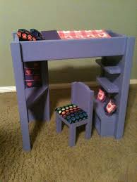 64 best American Girl Doll Furniture images on Pinterest