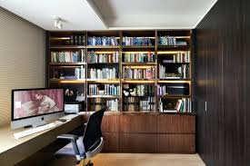home office library. Office Library Design. Plain Delightful Home Design Ideas And Alluring Wall Inside