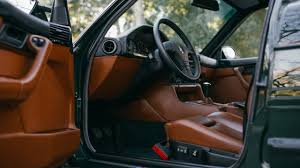 1995 BMW M5 Touring 'Electa' special edition Interior - YouTube