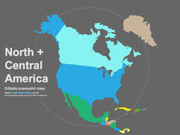 free editable maps free editable maps of north america