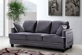 velvet tufted sectionals gray loveseat grey sectional modern modular sofa dark slipers and full size ideas