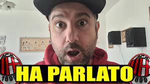 FERMI TUTTI! FINALMENTE HA PARLATO!    News Milan e Superlega - YouTube