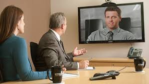 Video Conference Video Conferencing Stewart Richardson Associates Court