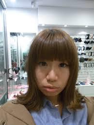 韓国タンバルモリにカットオルチャン韓国女優さんの髪型はこんな感じ