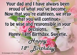 18th Birthday Quotes Beauteous 48th Birthday Wishes Messages And Greetings 48greetings